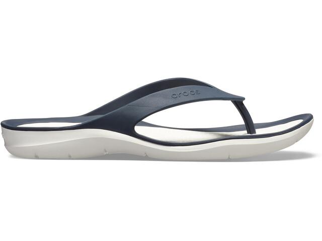 Crocs Swiftwater Sandali Donna, blu/bianco